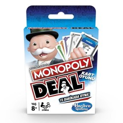 Hasbro E3113 Monopoly Deal w:250 h:250