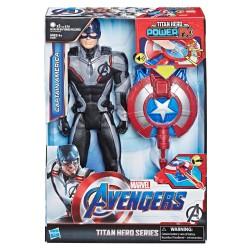 HASBRO E3301 Marvel Avengers: Endgame Titan Hero Power FX Captain America Figür w:250 h:250
