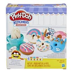 HASBRO E3344 Play-Doh Donut Eğlencesi w:250 h:250