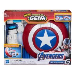 HASBRO E3347 Marvel Avengers: Endgame Nerf Assembler Gear Captain America w:250 h:250