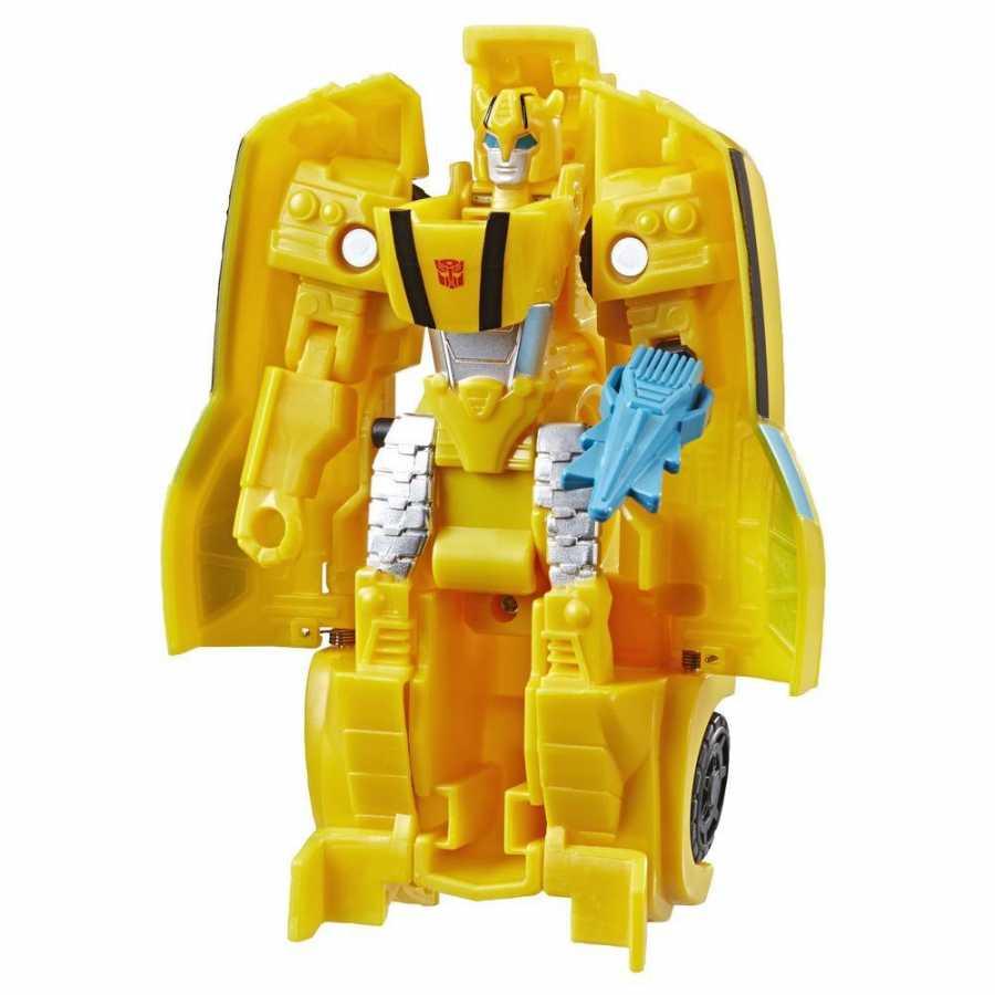 HASBRO E3522 Transformers Cyberverse Tek Adımda Dönüşen Figür