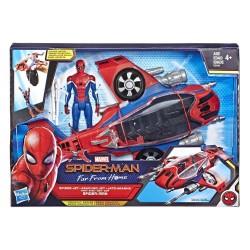 HASBRO E3548 Spider-Man: Far From Home Spider-Jet ve Spider-Man Figürü w:250 h:250