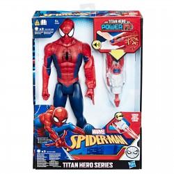 HASBRO E3552 Spiderman Tıtan Hero Power Fx Spider-Man Figür w:250 h:250