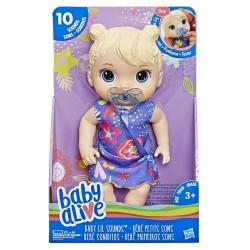 HASBRO E3690 Baby Alive Sevimli Bebeğim