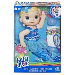 HASBRO E3693 Baby Alive Deniz Kızı Bebeğim w:250 h:250