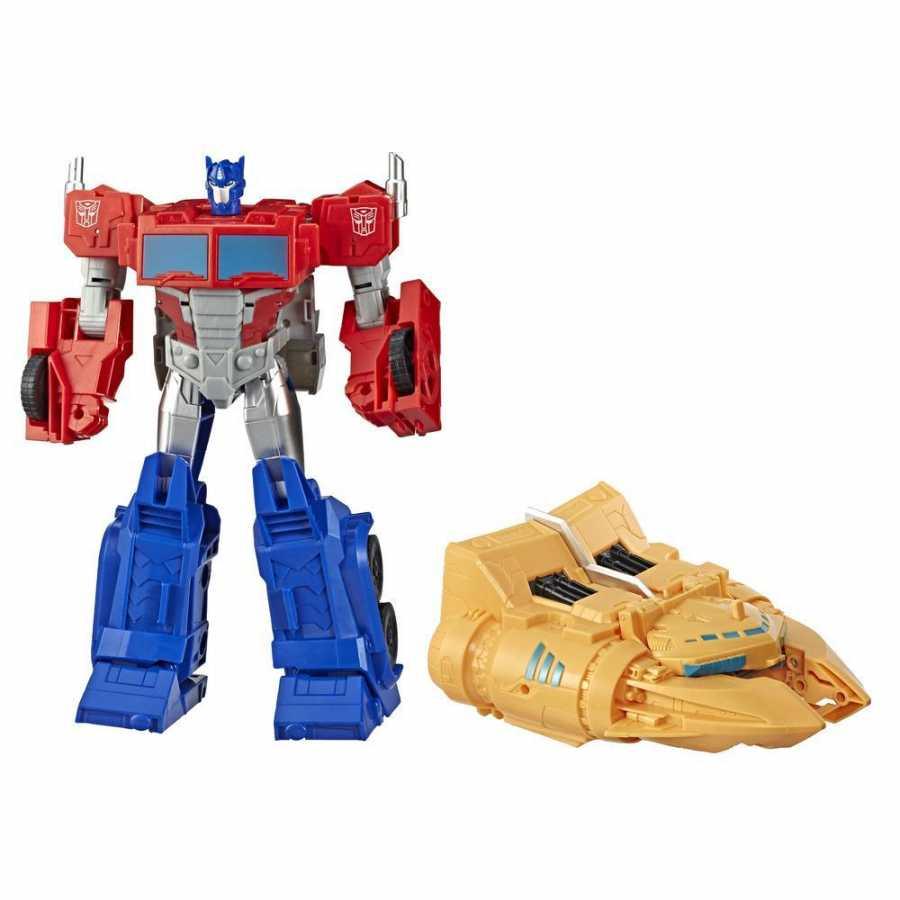 HASBRO E4218 Transformers Cyberverse Spark Armor Optimus Prime Dev Figür