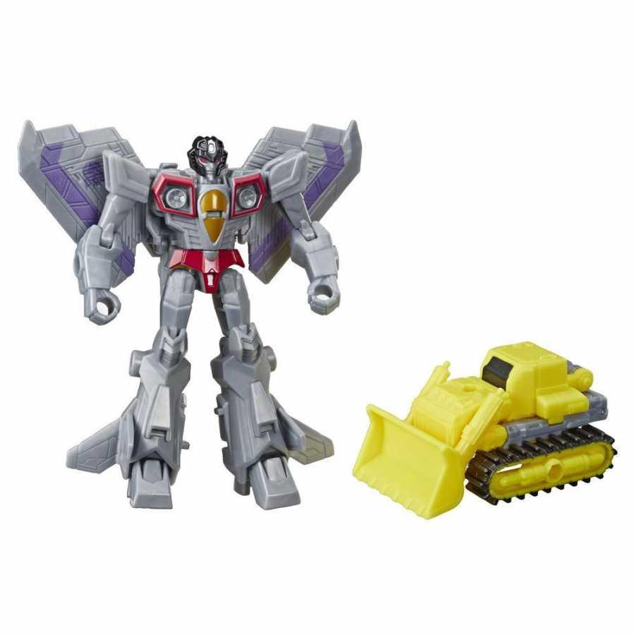 HASBRO E4219 Transformers Cyberverse Spark Armor Battle Figür