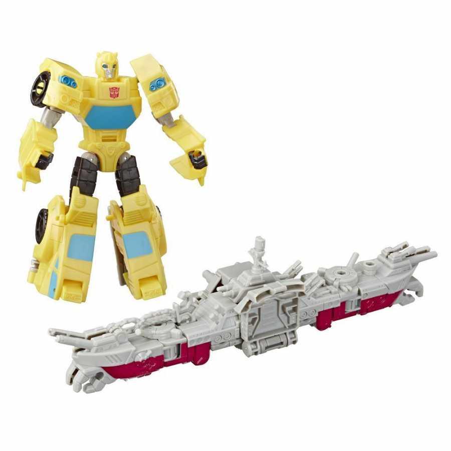 HASBRO E4220 Transformers Cyberverse Spark Armor Elite Figür