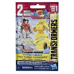 HASBRO E4485 Transformers Cyberverse Turbo Changers Sürpriz Paket