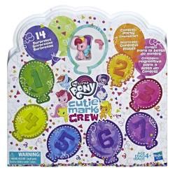 HASBRO E5323 My Little Pony Cutie Mark Crew Konfeti Partisi Koleksiyonu w:250 h:250