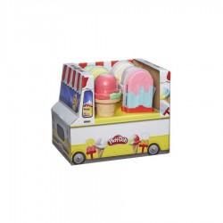 HASBRO E5332 Play-Doh Çubukta Ve Külahta Dondurma Eğlencesi w:250 h:250