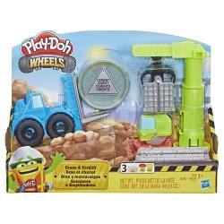 HASBRO E5400 Play-Doh Süper Vinç ve Forklift w:250 h:250