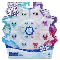 HASBRO E5480 Littlest Pet Shop Buzul Miniş Koleksiyonu Özel Set w:250 h:250