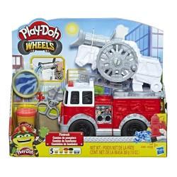 HASBRO E6103 Play-Doh Çalışkan İtfaiye Aracı w:250 h:250