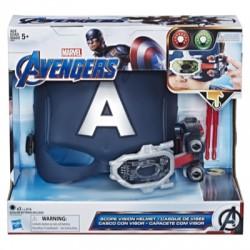 HASBRO E6507 Marvel Avengers Captain America Optik Hedefli Başlık w:250 h:250