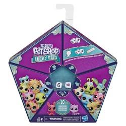 HASBRO E7258 Littlest Pet Shop Şanslı Minişler Şans Ekibi 4'lü Sürpriz Paket w:250 h:250