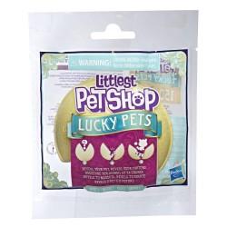 HASBRO E7260 Littlest Pet Shop Şanslı Minişler Şans Kurabiyesi Sürpriz Paket w:250 h:250
