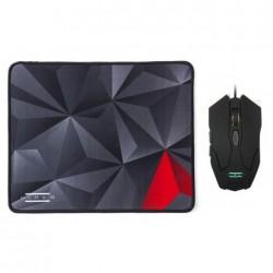 Hiper Iron Impact X30 Oyuncu Mouse + Pad
