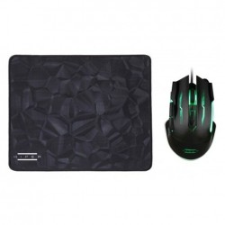 Hiper X20 Black Widow Oyuncu Mouse + Pad w:250 h:250