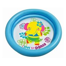 INTEX 59409 İki Boğumlu Renkli Şişe Bebek Havuzu, Mavi w:250 h:250