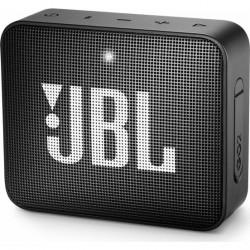 JBL Go 2 IPX7 Su Geçirmez Taşınabilir Bluetooth Hoparlör, Siyah