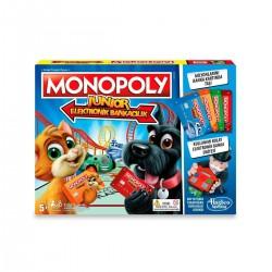Hasbro E1842 Monopoly Junior Elektronik Bankacılık w:250 h:250