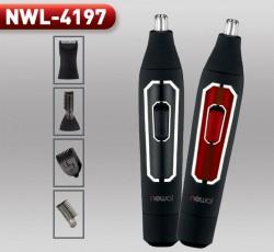 Newal NWL-4197 Kişisel Kıl Temizleme Makinesi, Kırmızı w:250 h:230