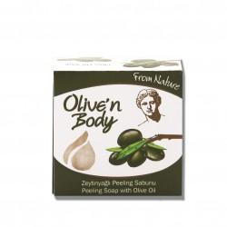 Olive'n Body Peeling Sabun