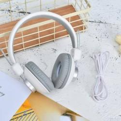 XIMISO Kulak Üstü Mega Bass Kulaklık, Beyaz