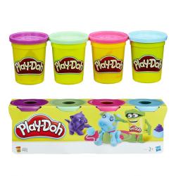 Hasbro Play-Doh B5517 4 ′lü  Hamur w:250 h:250