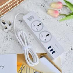 XIMISO USB Bağlantı Noktalı Güç Şeridi w:250 h:250