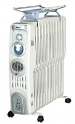 Raks Aspendos Elektrikli Yağlı Radyatör, Beyaz w:151 h:250