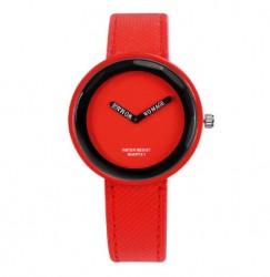 Retro Saat, Kırmızı