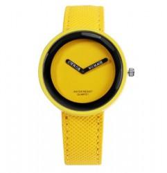 Retro Saat, Sarı