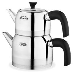 SCHAFER Ada Çaydanlık Takımı
