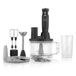 Schafer Elektro Chef Mega Blender Set, Siyah
