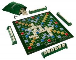 Scrabble Original Kelime Oyunu, İngilizce (Mattel Y9592) w:250 h:197