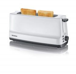 SEVERIN AT2232 Long Slot Ekmek Kızartma Makinesi, 800W, Beyaz/Gri w:250 h:243