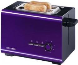 Severin AT2508 Ekmek Kızartma Makinesi 900W, Mor/Siyah w:250 h:210