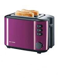 Severin AT2569 Ekmek Kızartma Makinesi 850W, Mor/Siyah w:198 h:250