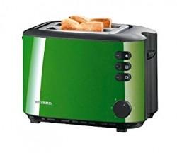 Severin AT2570 Ekmek Kızartma Makinesi 850W, Yeşil/Siyah w:250 h:216