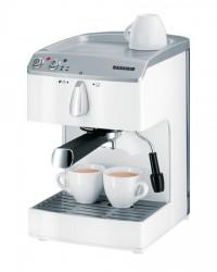 SEVERIN KA5987 Espresso Makinesi 2 Kupa Kapasiteli - 1050W- 15Bar, Beyaz w:200 h:250