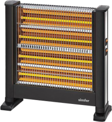 Simfer S.2200.DSL.BF Slimline Quartz Isıtıcı 2200W w:230 h:250