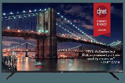 TCL 65-Inch Smart 4K UHD TV 65P6500US Televizyon