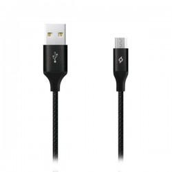 TTEC AlumiCable XL 2DK21S Micro USB Şarj Kablosu