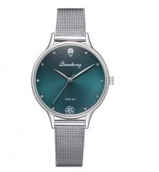 Zincir Bant Lüks Saat, Yeşil