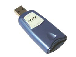 Adomax Mini Card Reader External Kart Okuyucu