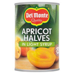 Del Monte 420 gr Bütün Dilimli Kayısı Kompostosu