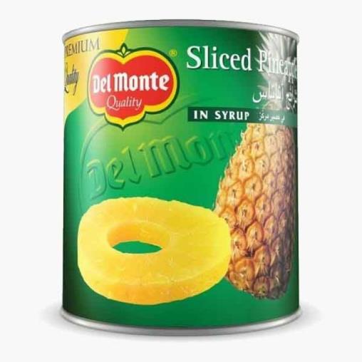 Del Monte 435 gr Dilimlenmiş Ananas Komposto