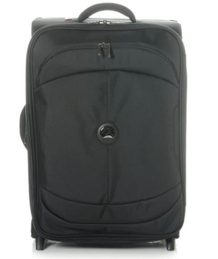 Delsey 69 cm 2 Tekerlekli Bavul, Siyah